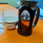 湯の華手作り紅茶
